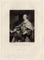 William Petty, 1st Marquess of Lansdowne (Lord Shelburne), by and published by Samuel William Reynolds, after  Sir Joshua Reynolds - NPG D3536