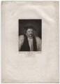 William Laud, by Robert Dunkarton, after  Sir Anthony van Dyck - NPG D3541