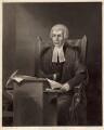 Sir John Leach, by Henry Edward Dawe, after  Charles Penny - NPG D3548
