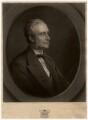 John Thornton Leslie-Melville, 9th Earl of Leven and 8th Earl of Melville, by John Douglas Miller, after  George Richmond - NPG D3560