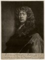 Sir Peter Lely, by Isaac Beckett, published by  Alexander Browne, after  Sir Peter Lely - NPG D3569