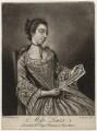 Probably Susanna Campbell (née Lewis), by Charles Spooner, after  Jean Etienne Liotard - NPG D3578