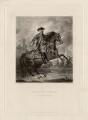 John Ligonier, 1st Earl Ligonier, by Samuel William Reynolds, published by  Hodgson, Boys & Graves, after  Sir Joshua Reynolds - NPG D3587