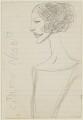 Cathleen Mary Nesbitt, by Cecil Beaton - NPG D3630