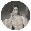 Marie Felicita Malibran (née Garcia), by Charles Turner, after  H. Decaisne - NPG D3663