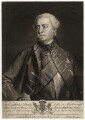 Charles Spencer, 3rd Duke of Marlborough, by Richard Houston, after  Sir Joshua Reynolds - NPG D3675