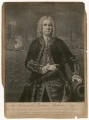 Thomas Mathews, by and sold by John Faber Jr, sold by  Thomas Bowles Jr, sold by  John Bowles, after  Claude Arnulphy - NPG D3687
