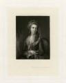 Anne ('Nancy') Maynard (née Parsons), Viscountess Maynard, by George Sanders, after  Thomas Gainsborough - NPG D3694