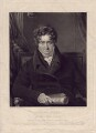 Michael Kelly, by Charles Turner, published by  William Sams, after  James Lonsdale - NPG D3696