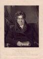 Michael Kelly, by Charles Turner, published by  William Sams, after  James Lonsdale - NPG D3696