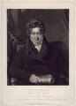 Michael Kelly, by Charles Turner, published by  William Sams, after  James Lonsdale - NPG D3697
