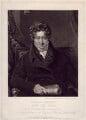 Michael Kelly, by Charles Turner, published by  William Sams, after  James Lonsdale - NPG D3697