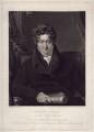 Michael Kelly, by Charles Turner, published by  William Sams, after  James Lonsdale - NPG D3698