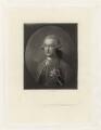 Hugh Percy (né Smithson), 1st Duke of Northumberland, by James Scott, after  Thomas Gainsborough - NPG D3739