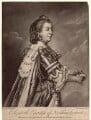Elizabeth Percy (née Seymour), Duchess of Northumberland, by Richard Houston, after  Sir Joshua Reynolds - NPG D3741