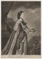 Elizabeth Percy (née Seymour), Duchess of Northumberland, by Richard Houston, after  Sir Joshua Reynolds - NPG D3742