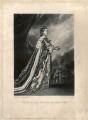 Elizabeth Percy (née Seymour), Duchess of Northumberland, by Samuel William Reynolds, after  Sir Joshua Reynolds - NPG D3743