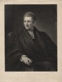 James Moore, by Henry Cousins, published by  Octavius Young Thiselton, after  James Lonsdale - NPG D3767