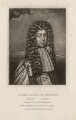 James Butler, 1st Duke of Ormonde, by Robert Dunkarton, after  David Loggan - NPG D3775