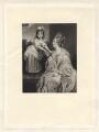 Sarah Mayne (née Otway); Sarah Otway (née Hayes), by James Scott, after  Sir Joshua Reynolds - NPG D3791