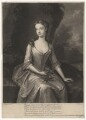 Jemima (née Harpur), Lady Palmer, by and published by John Faber Jr, after  Charles D'Agar - NPG D3801