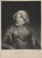 Beatrix Parker (née Lister), by William Say, after  William Owen - NPG D3804