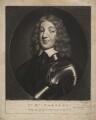 Sir William Parsons, 1st Bt, by P. or S. Paul (Samuel de Wilde?), published by  William Humphrey - NPG D3829