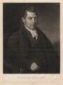 Jonathan Peel, by Samuel William Reynolds, after  Wilson - NPG D3837