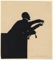 Charles Simeon, by Augustin Edouart - NPG D385