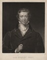 Sir Robert Peel, 2nd Bt, by William James Ward, after  John Wood - NPG D3852