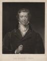 Sir Robert Peel, 2nd Bt, by William James Ward, after  John Wood - NPG D3852