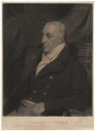 Sir William Weller Pepys, 1st Bt, by Henry Meyer, after  Henry Thomson - NPG D3872