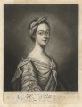 Penelope Pitt (née Atkins), Lady Rivers when Mrs Pitt, by Charles Spooner, after  Penelope Carwardine - NPG D3889