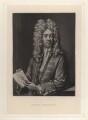 William Pinkethman, by Robert Bowyer Parkes, after  Johann Rudolph Schmutz - NPG D3911