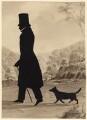 Henry Philip Hope, by Augustin Edouart - NPG D392