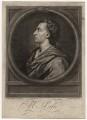 Alexander Pope, by and sold by John Faber Jr, after  Sir Godfrey Kneller, Bt - NPG D3935