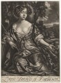 Louise de Kéroualle, Duchess of Portsmouth, published by Richard Tompson, after  Sir Peter Lely - NPG D3939