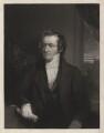 James Raine, by William Walker, after  Clement Burlison - NPG D3954