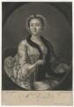 Hannah Pritchard (née Vaughan), by James Macardell, after  Francis Hayman - NPG D3970