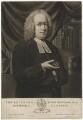 John Rhudde, by William Dickinson, after  John Michael Williams - NPG D4007