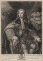 Charles Lennox, 2nd Duke of Richmond and Lennox, by John Faber Jr, sold by  Thomas Wall, after  John Vanderbank - NPG D4011