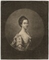 Penelope Pitt (née Atkins), Lady Rivers, by Richard Purcell (H. Fowler, Charles or Philip Corbutt), after  Katharine Read - NPG D4035