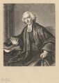 William Romaine, by Richard Houston, after  Francis Cotes - NPG D4103