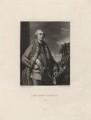 George Sackville Germain, 1st Viscount Sackville, by Samuel William Reynolds, published by  Henry Graves & Co, after  Sir Joshua Reynolds - NPG D4129