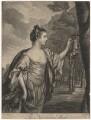Anne Sandby (née Stogden), by Richard Brookshaw, after  Francis Cotes - NPG D4138