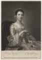 Elizabeth Sandby (née Venables), by James Macardell, after  Francis Cotes - NPG D4141