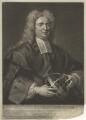 Nicholas Saunderson, by and sold by John Faber Jr, after  John Vanderbank - NPG D4164