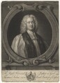 Thomas Secker, by James Macardell, sold by  Mary Overton, after  James Wills - NPG D4201