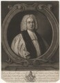 Thomas Secker, by James Macardell, printed for  Robert Sayer, after  James Wills - NPG D4202