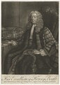 Henry Boyle, 1st Earl of Shannon, by John Brooks, published by  Thomas Jefferys, published by  William Herbert - NPG D4206